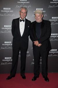 Marco Tronchetti Provera;Peter Lindbergh